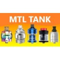 MTL (Mouth to Lung) Tank