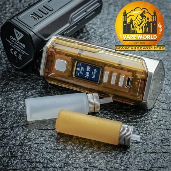 Lost Vape Drone BF DNA 250C Squonk Mod ( For The Elite VIP Only )