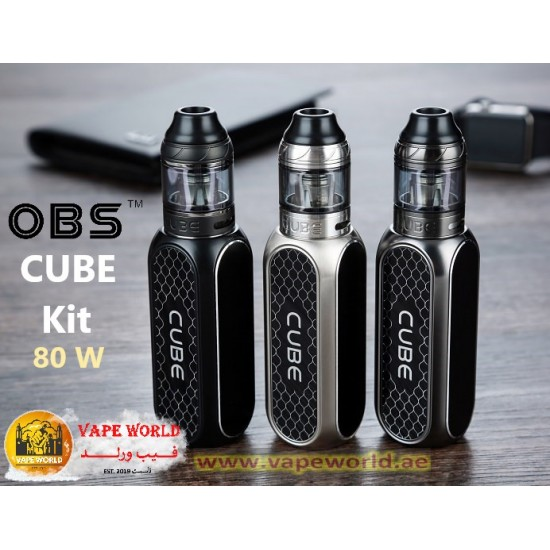 OBS CUBE 80W STARTER KIT (A)