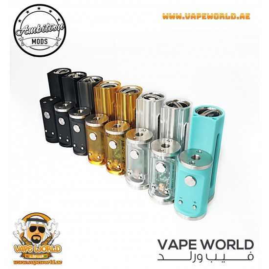 AMBITION MODS – EASY SIDE BOX MOD 60W