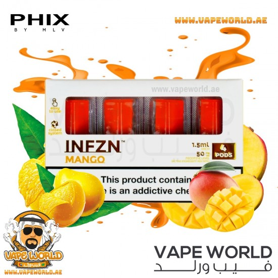 PHIX REPLACEMENT PODS BY MLV