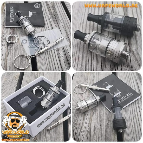 AMBITION MODS PURITY 18MM MTL RTA