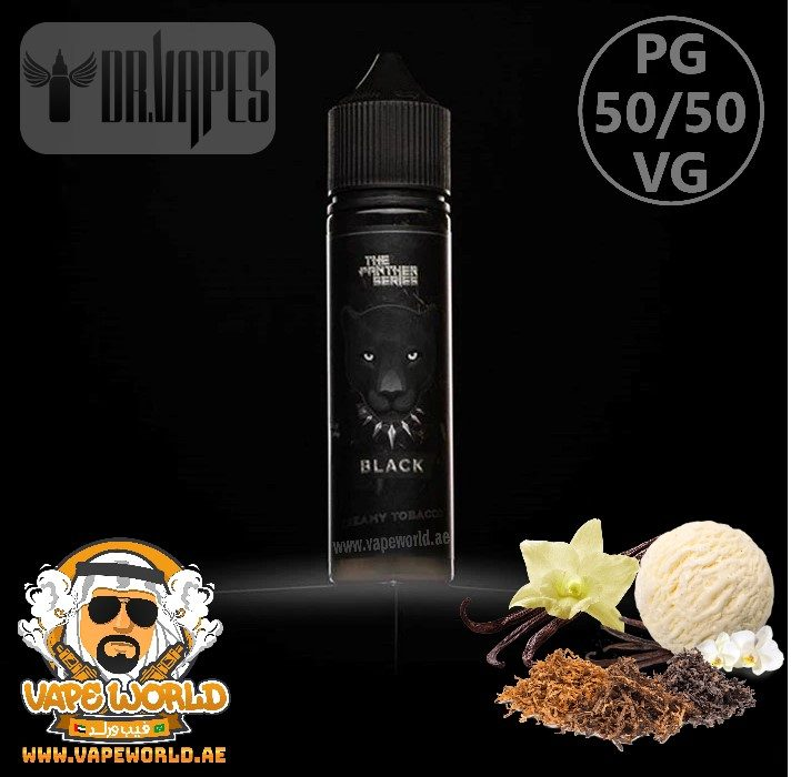 Black Panther 60ml by Dr.Vapes